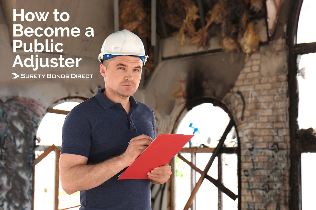How to Become a Public Adjuster