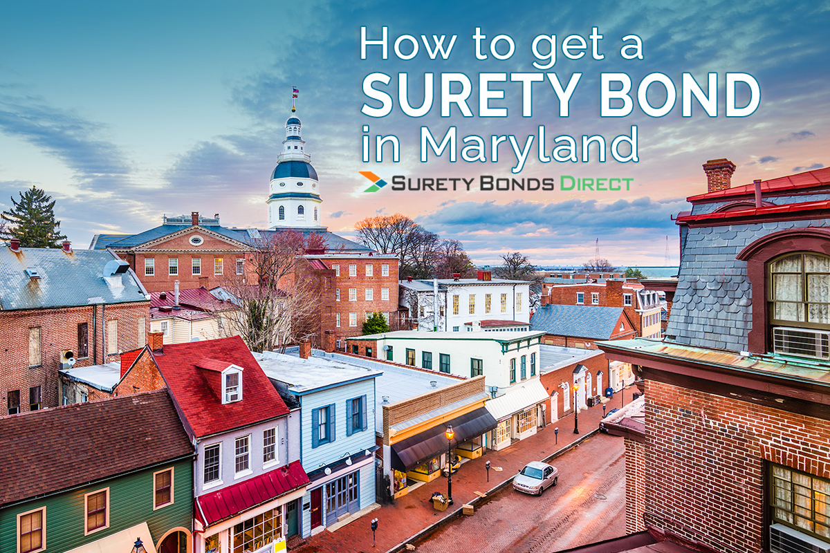 How to Get a Surety Bond in Maryland
