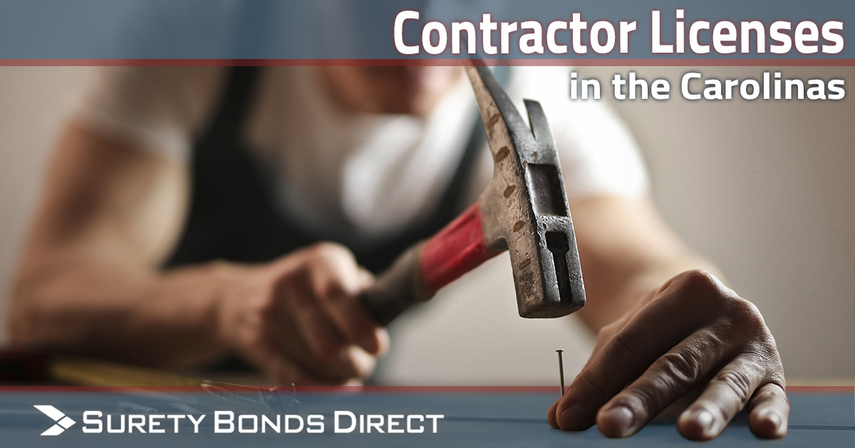 Understanding Contractor's Licenses in the North Carolina ...