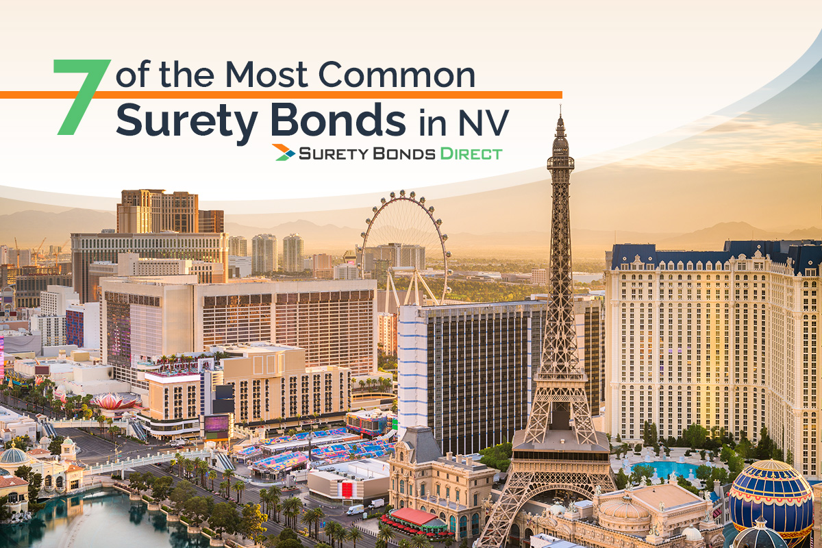 The Most Common Surety Bonds in Nevada
