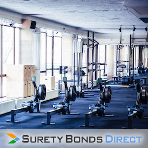 Gym. Health Club or Spa Bond for those who operate health clubs, gyms, spas and other fitness facilities.