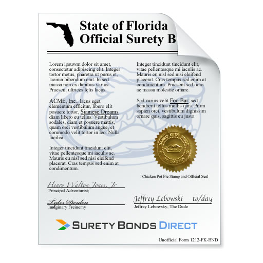 North carolina landscape contractors licensing surety for What is a motor vehicle bond